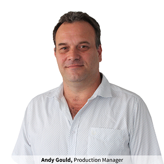 Andy Gould Profile